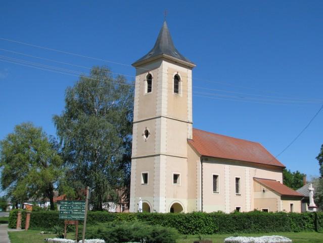 Muraszemenye (Szent Bertalan apostol) plébánia - Szombathelyi Egyházmegye