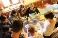 Szakkollégiumi tréning Csempeszkopácson