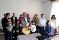 2012.03.17. - Egyházmegyei családpasztorációs imanap (Szombathely)