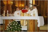 2012.06.30. - Óra Krisztián atya újmiséje a Székesegyházban (Szombathely)
