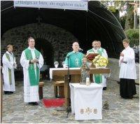 2012.10.07. - Emlékező zarándoklat és szentmise (Gencsapáti-Szentkút)