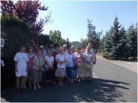 2013.08.24. - Zarándoklat a Szent Vid-kápolnához (Velem)