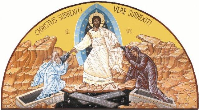 Krisztus feltámadt! Valóban feltámadt! - Szombathelyi Egyházmegye