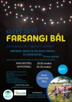 Egyetemista Farsangi Bál 2017