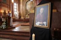 Dr. Konkoly István temetése