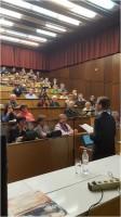 Egyetemi Lelkészség előadása