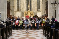 Szent Márton ünnepe Pozsonyban