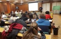 Székely János tart előadást a Szakkollégiumban